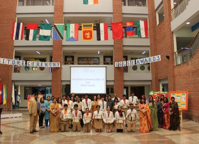 Investiture Ceremony and IGCSE Awards
