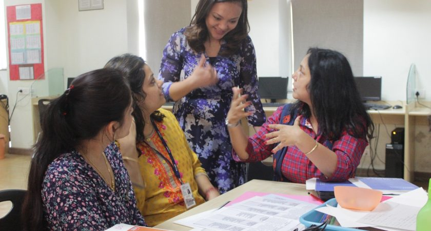 Teacher Training and Development for IB Schools: How Amity Global School Stands Out
